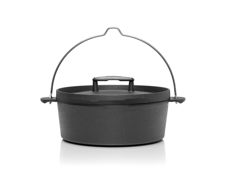 Produktabbildung 1 von Skeppshult Feuertopf Fältugn Dutch Oven