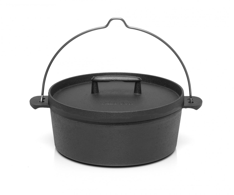 Produktabbildung 2 von Skeppshult Feuertopf Fältugn Dutch Oven