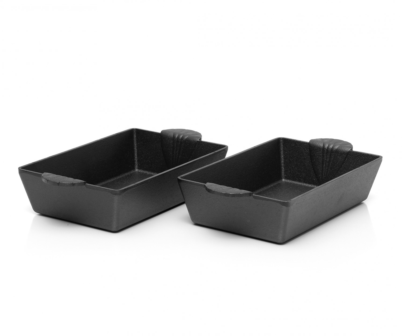 Produktabbildung 1 von Skeppshult Ofen- / Gratinform Set mit 2 Stück